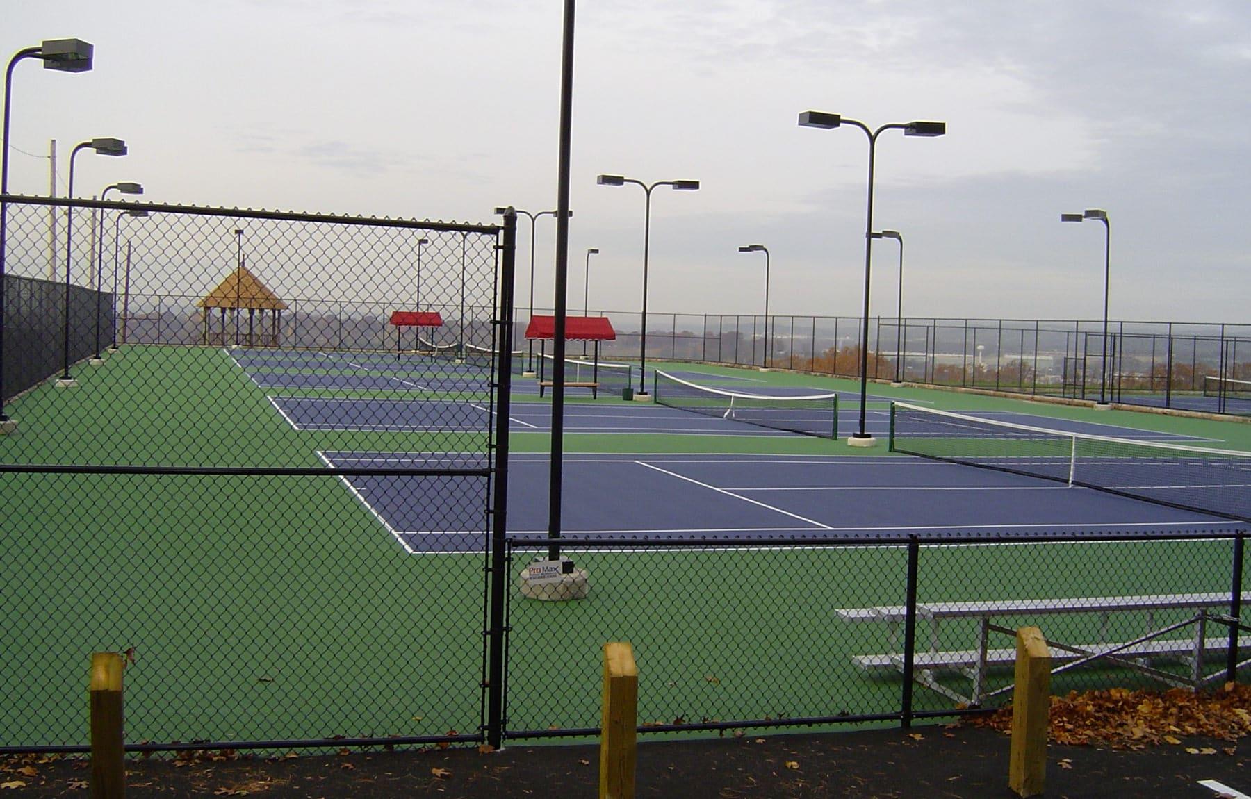 Cor Tennis – City of Reading