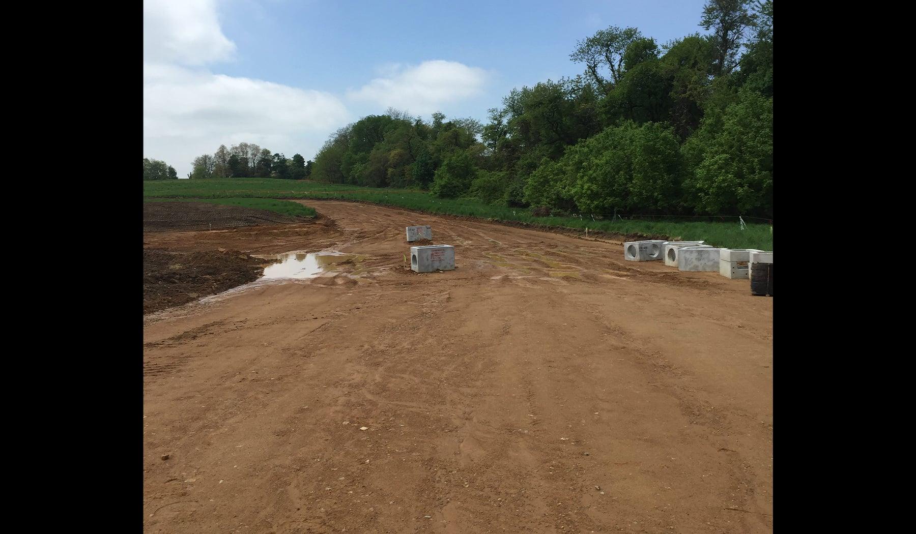 Painter Farm Progress