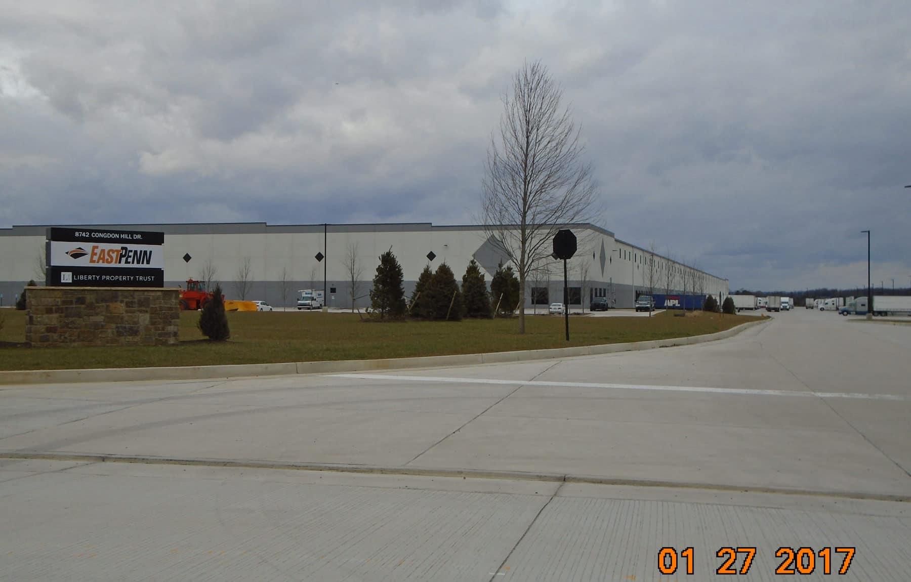 Liberty Business Center II – Lot 4 Building- FINAL