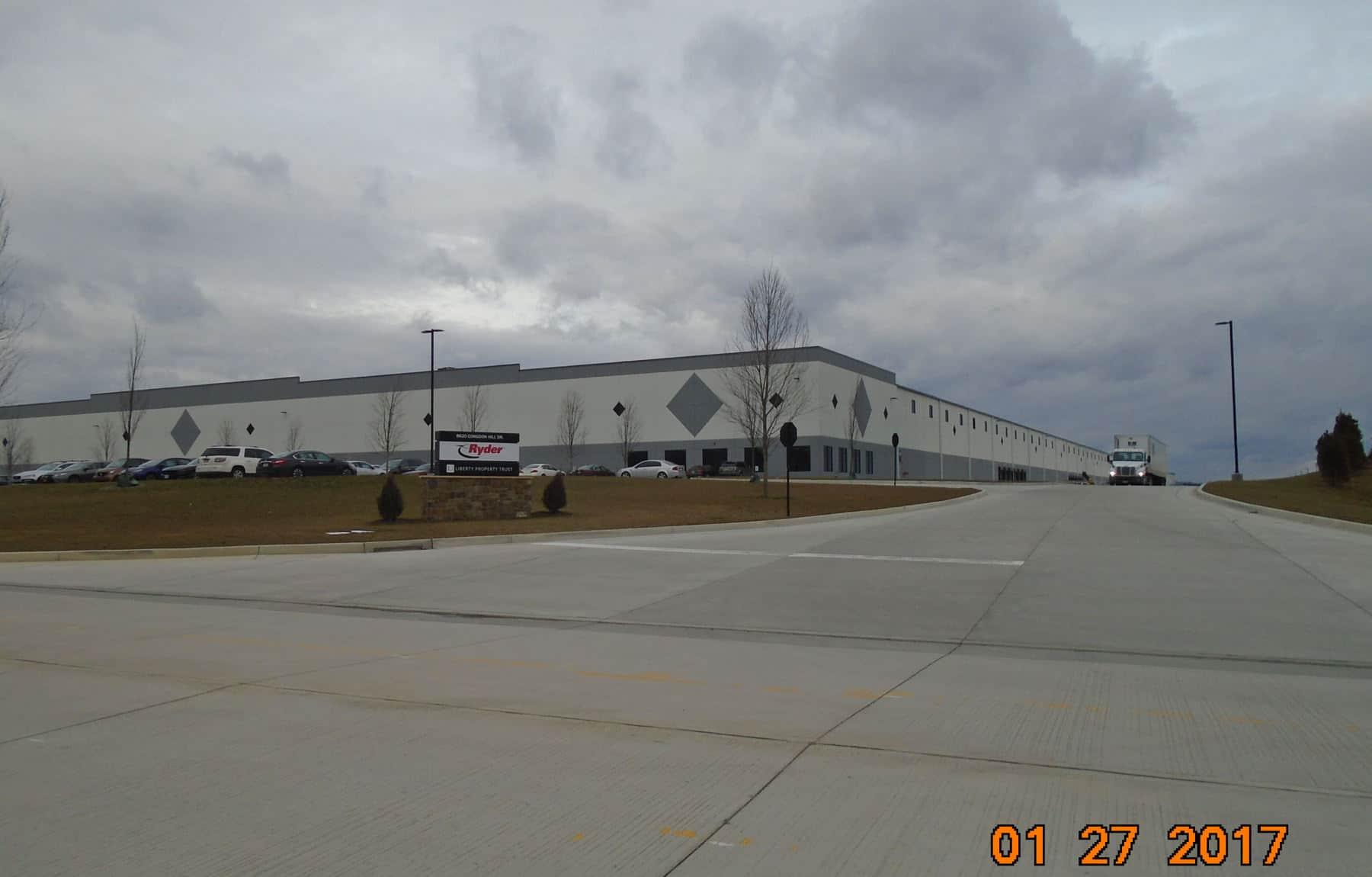 Liberty Business Center II – Lot 5 Building- FINAL