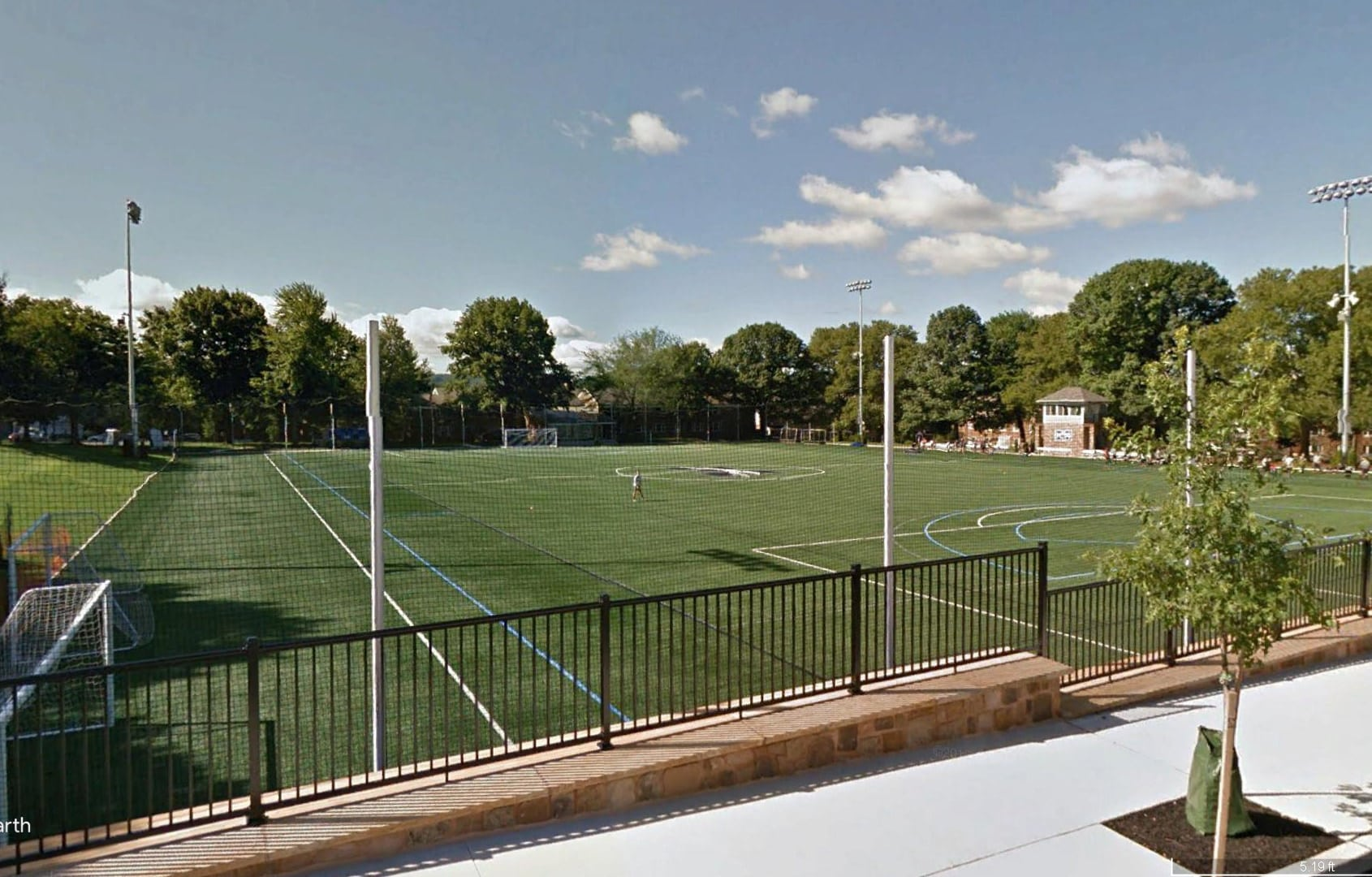 Moravian College Synthetic Turf Field
