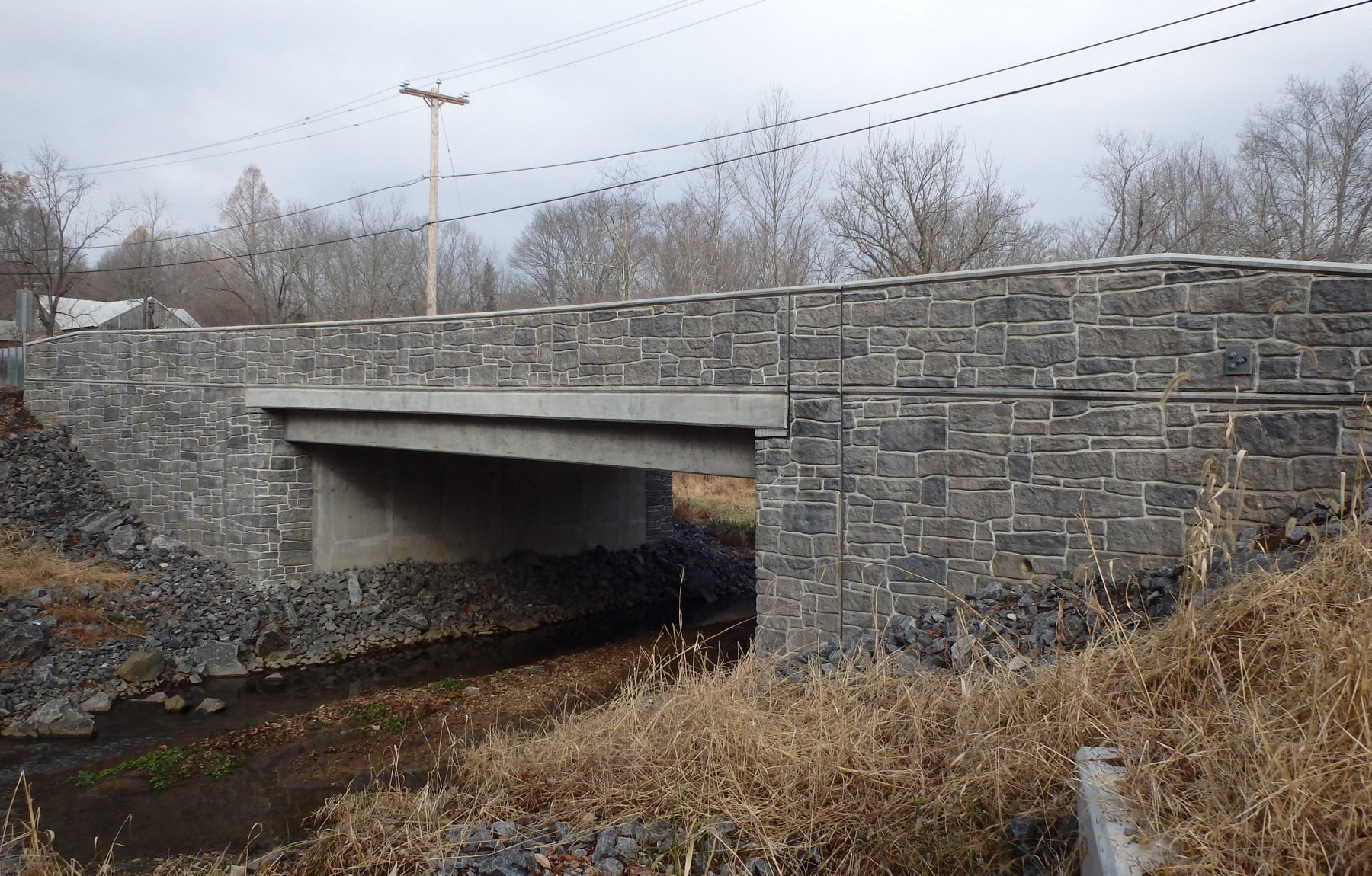 Meyers Bridge Old Forge Road Middletown PA