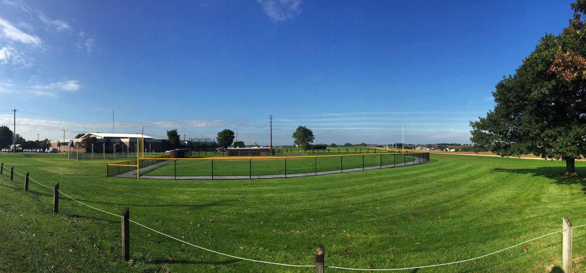 Pequea Valley School District Softball Field
