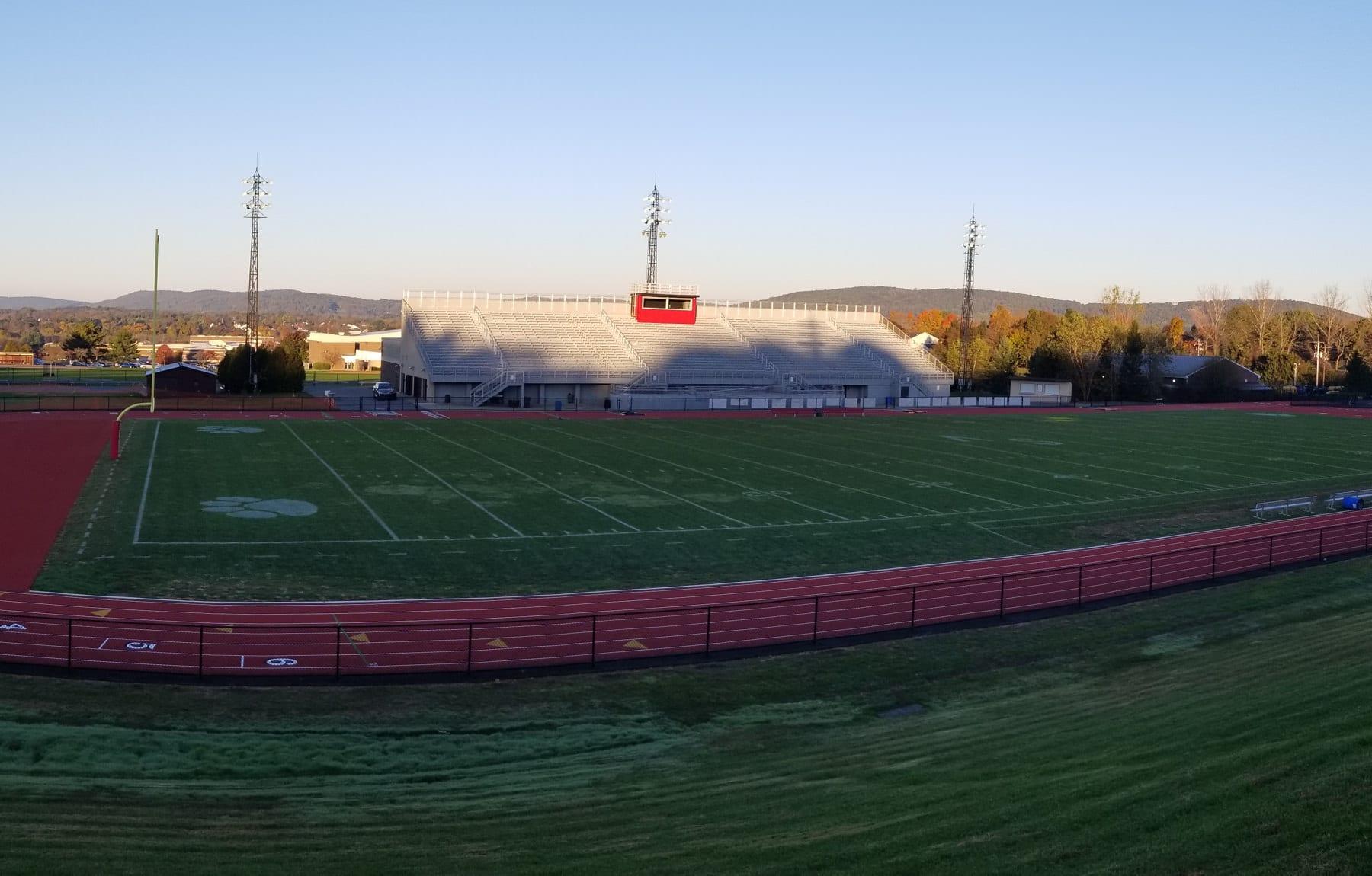 Saucon Valley High School Track