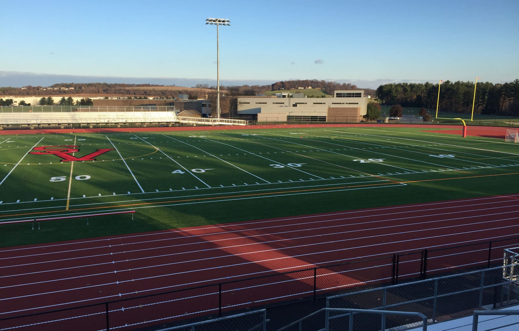 Schuylkill Valley High School Stadium
