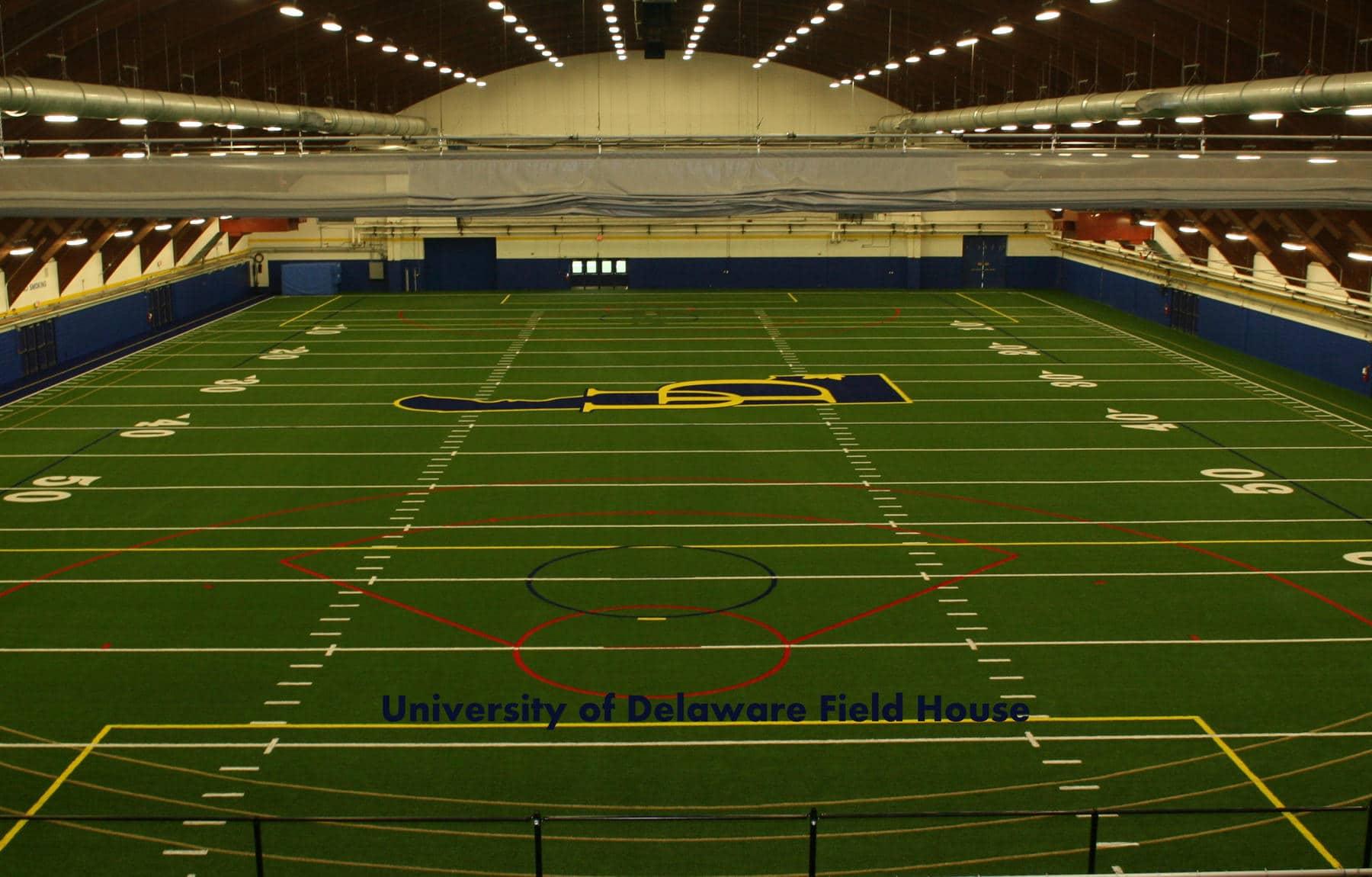 University of Delaware Field House